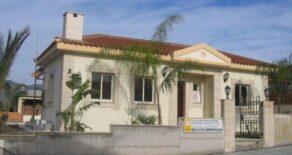 For Sale – 3 bedroom detached bungalow in Pyrgos, Limassol