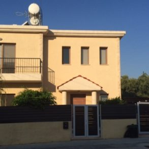 For Sale – 3 bedroom detached house in Polemidia, Limassol