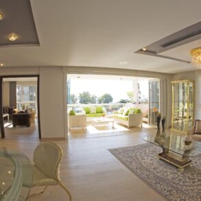 For Rent – 4 bedroom luxury penthouse apartment near Crowne Plaza Hotel, Limassol