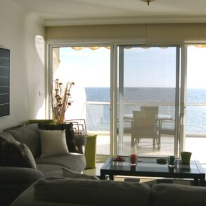 For Rent – 3 bedroom luxury seafront apartment in Potamos Germasogeia, Limassol
