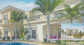 4 bedroom luxury detached house in Pyrgos seafront