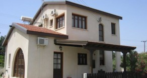 2/3 bedroom detached house in Parekklissia