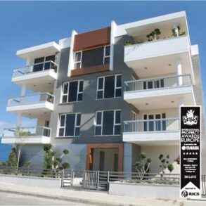 For Rent – 4 bedroom penthouse apartment near Crowne Plaza Hotel, Limassol