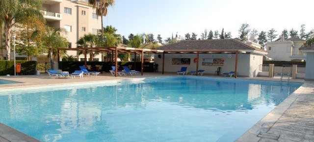 2 bedroom apartment in Moutayiakka seafront