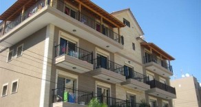 1 bedroom ground floor apartment in Potamos Yermasoyia