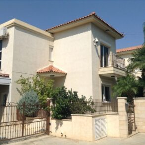For Sale – 3 bedroom detached house in Moutagiakka, Limassol