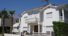 For Rent – 4 bedroom detached corner house in Ekali, Limassol