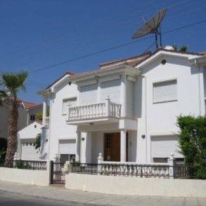 4 bedroom detached corner house in Ekali, Limassol