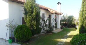 For Sale – 2 bedroom detached house in Parekklisia, Limassol