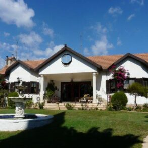 For Sale – 5 bedroom detached hilltop cottage in Parekklisia, Limassol