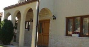 For Sale – 3 bedroom detached house in Germasogeia Village, Limassol