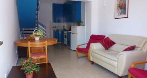 1 bedroom duplex apartment in Potamos Yermasoyia