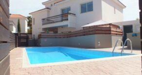 3 bedroom apartment in Pyrgos