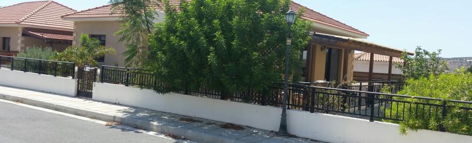 3 bedroom detached bungalow in Pyrgos