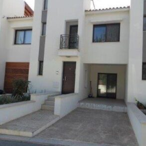 For Rent – 3 bedroom townhouse near K-Cineplex, Limassol