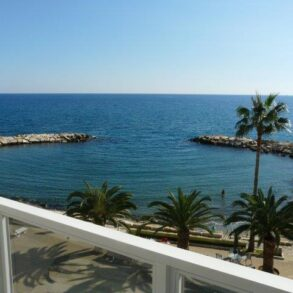 For Sale – 2 bedroom apartment on the beach in Potamos Germasogeia, Limassol