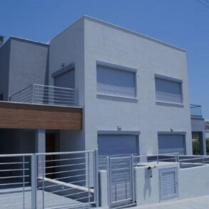For Sale – 3 bedroom brand new semi detached house in Agios Athanasios, Limassol