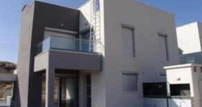 3 bedroom brand new semi detached house in Ayios Athanasios