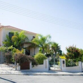 For Sale – 4 bedroom detached house in Moutagiakka, Limassol