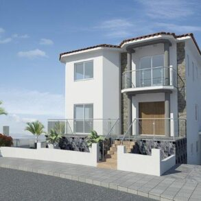 For Sale – 4/5 bedroom detached house in Palodia, Limassol