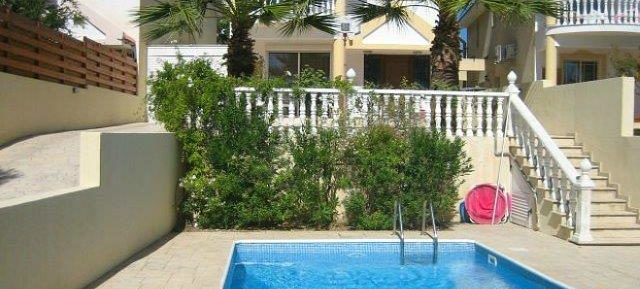 For Rent – 4 bedroom detached house in Potamos Germasogeia, Limassol