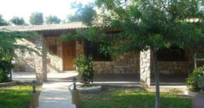 For Rent – 4 bedroom detached bungalow in Parekklisia, Limassol