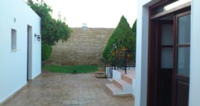 3/4 bedroom traditional village house in Yermasoyia Village