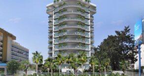 Luxury 2 & 3 bedroom apartments in Moutayiakka seafront
