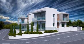 3 bedroom brand new house in Parekklissia