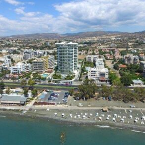 For Sale – Luxury 2 & 3 bedroom apartments in Moutagiakka seafront, Limassol
