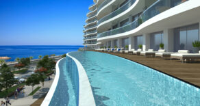 Luxury 2 & 3 bedroom apartments in Potamos Yermasoyia seafront