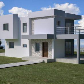 For Sale – 3 bedroom brand new house in Parekklisia, Limassol