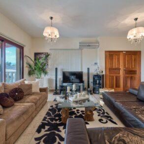 For Sale – 4 bedroom detached house in Monagroulli, Limassol
