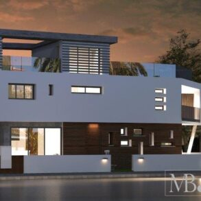 For Sale – 4 + 1 bedroom detached house in Mesa Geitonia, Limassol