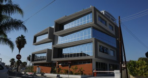 Luxury brand new office space in Linopetra