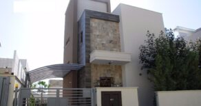 For Sale – 4 bedroom detached house in Parekklisia seafront, Limassol