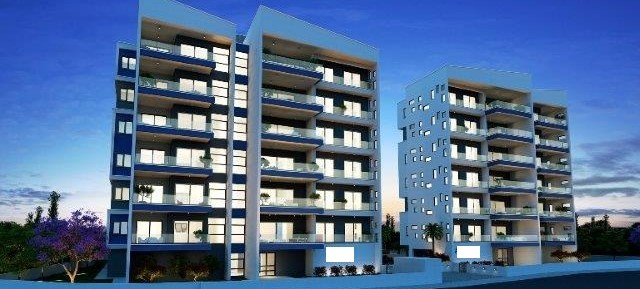 2 & 3 bedroom brand new apartments in Ayios Tychonas seafront