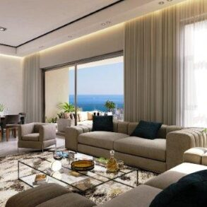 For Sale – 2 & 3 bedroom brand new apartments along the seafront in Agios Tychonas, Limassol
