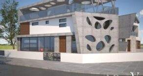 4 + 1 bedroom detached house in Mesayitonia