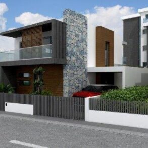For Sale – Brand new 3 bedroom detached houses in Potamos Germasogeia, Limassol