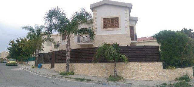 3 bedroom detached corner house in Potamos Yermasoyia
