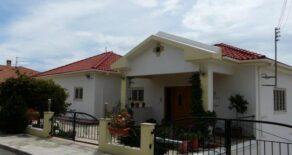 For Sale – 3/4 bedroom detached split-level house in Parekklisia, Limassol