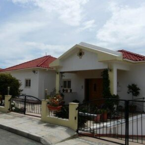 For Sale – 3/4 bedroom detached split-level house in Parekklisia, Limassol