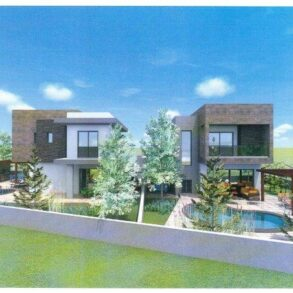 For Sale – 3 bedroom brand new link detached house in Parekklisia, Limassol