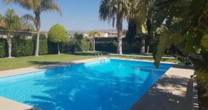 4 bedroom detached house in Yermasoyia Green Area