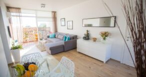 2 bedroom apartment near St Raphael