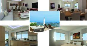 Brand new 2 bedroom apartment in Yermasoyia Village