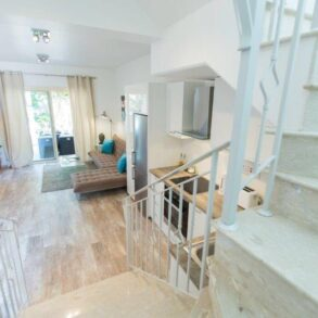 For Sale – Lovely 1 bedroom maisonette in Potamos Germasogeia, Limassol