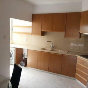For Sale - 2 bedroom renovated apartment in renovated building in Potamos Germasogeia, Limassol