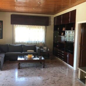 For Sale – 4 bedroom detached house with land in Parekklisia, Limassol